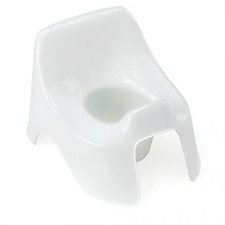 Vase pulman blanc muguet