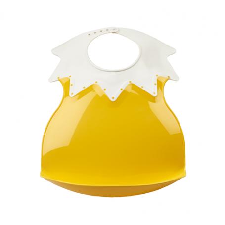 Bavoir arlequin ananas