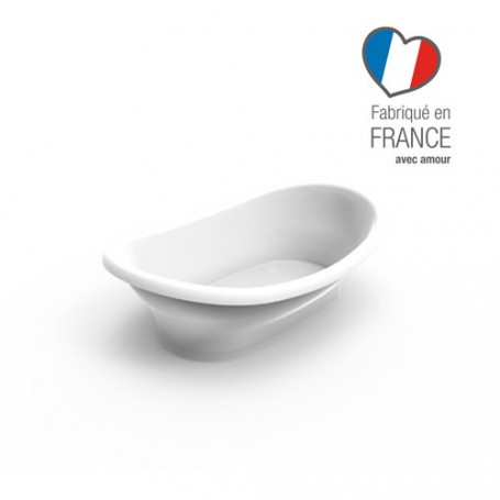Baignoire VASCO blanc muguet