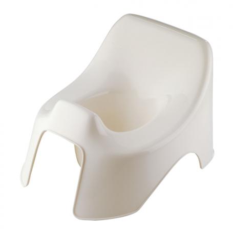 Vase pulman ivoire