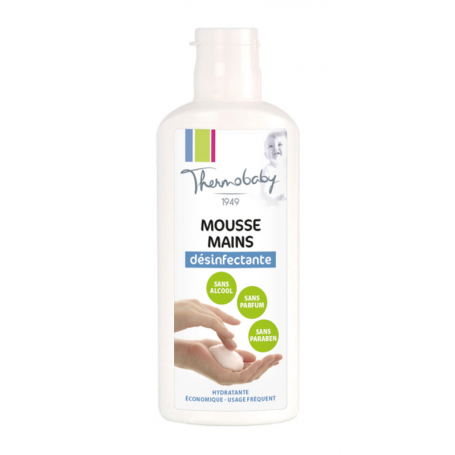 Mousse mains désinfectante 150 ml